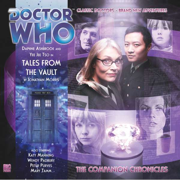 Big Finish Doctor Who Audios