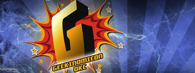 Geekinomicon OKC 2016